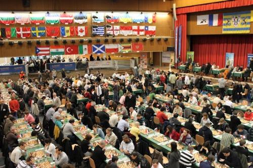 36e Open International d'Echecs de Cappelle la Grande