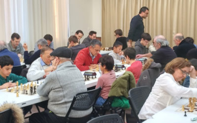 Traditionnel tournoi de rentrée – Blitz, Galettes et bonne humeur
